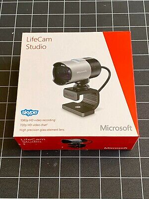 $ CDN94.70 • Buy Microsoft LifeCam Studio Web Cam