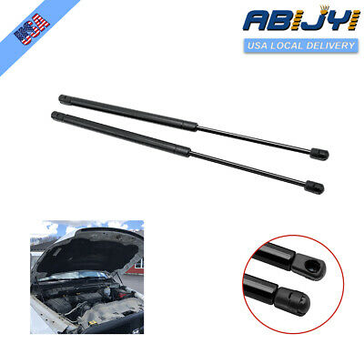 $28.86 • Buy 2X For Dodge Ram 1500 2500 3500 2002-10 Front Hood Lift Support Gas Shock Struts