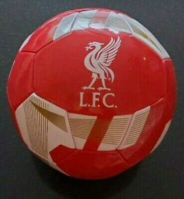 Hy-Pro Liverpool FC Size 5 Red Football • 6.95£