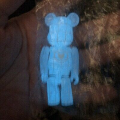$129.99 • Buy RARE 2006 Bearbrick GID - Nort Series 13 Glow In The Dark - FREE SHIPPING IN USA