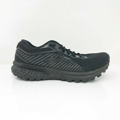 $ CDN57.91 • Buy Brooks Womens Ghost 12 1203051D040 Black Running Shoes Lace Up Low Top Size 7 D
