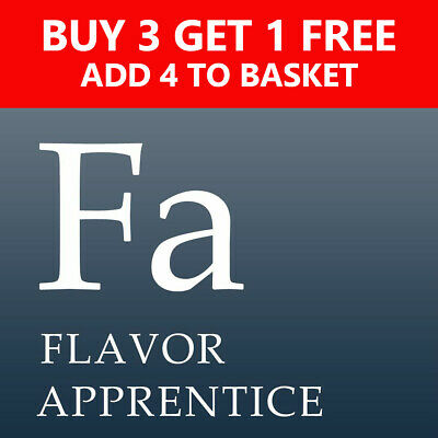 £2.45 • Buy TFA TPA The Flavour Apprentice Flavor Concentrate I-Z (LISTING 2 Of 2) DIY CHEAP