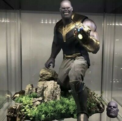 $ CDN113.66 • Buy Hot Toys Diorama/stand For Avengers/star Wars/ Wolverine