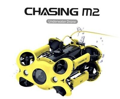 CHASING M2 ROV Professional Underwater Drone With A 4K UHD Camera 100M Tether • 2,250£