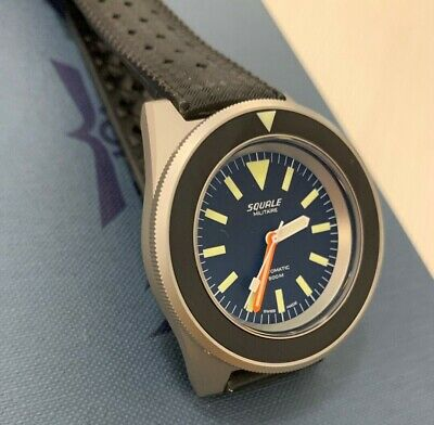 $ CDN3031.27 • Buy Limited Edition Only 30 Pcs New Squale Militaire Automatic 500m 50 Atmos Forza