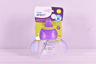 £8.72 • Buy Philips Avent Leakproof Hard Spout 9m+ My Little Sippy Cup, Penguin, 9oz