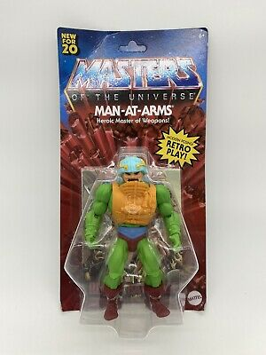 $12.99 • Buy Mattel Masters Of The Universe Man At Arms 5.5 Inch Action Figure
