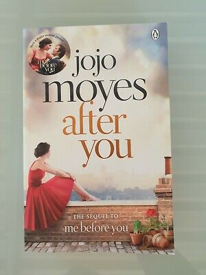 AU15 • Buy Jojo Moyes - After You - The Sequel To Me Before You