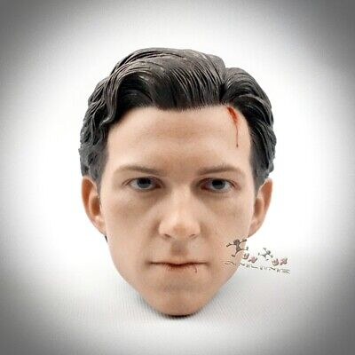$ CDN200.40 • Buy Hot Toys MMS414 SPIDER-MAN Homecoming HOMEMADE SUIT Ver. 1/6 Scale HEAD SCULPT