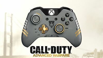 £54.99 • Buy Official Microsoft Xbox One Wireless Controller Call Of Duty: Advanced Warfare