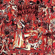 Boned, Boxed And Buried By Nailgun Massacre | CD | Condition Very Good • 5.15£