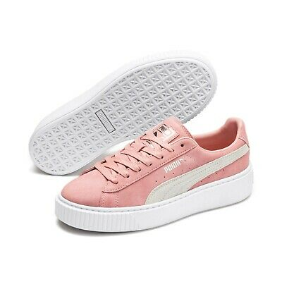 AU60 • Buy PUMA SUEDE PLATFORM CORE TRAINERS - BRAND NEW IN BOX - US 9 Ladies-UNWANTED GIFT