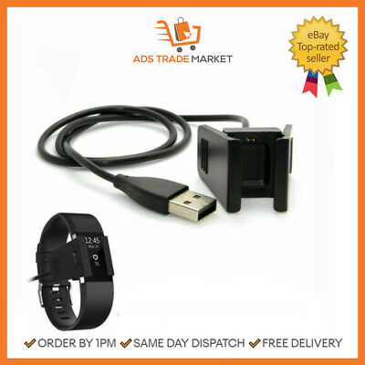 AU6.69 • Buy Fitbit CHARGE 2 USB Charging Cable Charger Lead