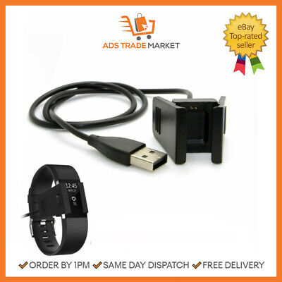 AU17.67 • Buy NEW Fitbit CHARGE 2 USB Charging Cable Charger Lead
