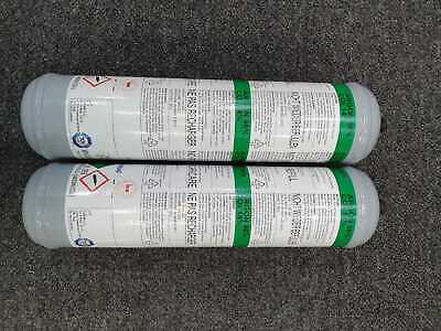 £31 • Buy DISPOSABLE ARGON/CO2 GAS BOTTLES FOR MIG WELDING X 2 Cylinders