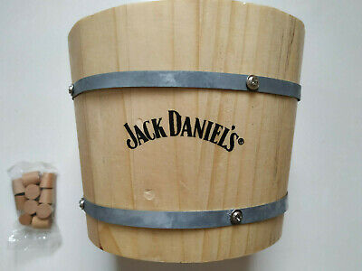 £11.99 • Buy Jack Daniel's Mini Bung Pitching Game 150 Birthday Rare Collectable Released2000