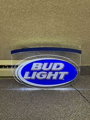 $ CDN138.82 • Buy Vintage BUD LIGHT ICONIC NEON LIGHTED BEER SIGN Budweiser Anheuser-Busch Lite