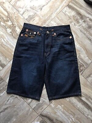 True Religion Mens Shorts W38 Mint • 32£