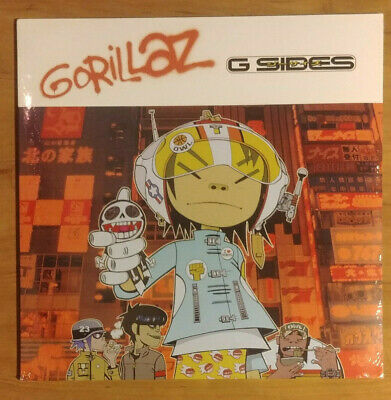 £22.75 • Buy Gorillaz ~ G-Sides ~ RSD 2020 ~ Limited Edition ~ Remastered