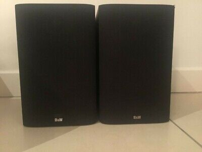 $ CDN224.98 • Buy Bowers Wilkins B&W Speakers 686 Black In Excellent Condition