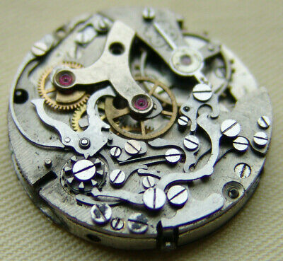 $ CDN204.48 • Buy VINTAGE MOVEMENT CHRONOGRAPH VENUS 170 For Parts Or Restore