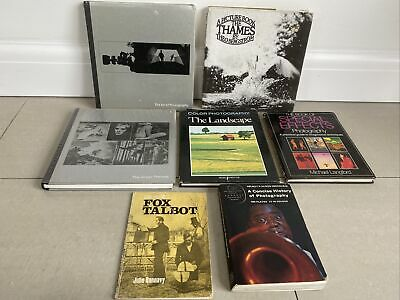 Job Lot Of Photography Books, Guides X7 Preowned • 34.99£