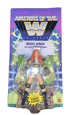 $39.95 • Buy Masters Of The WWE Universe MOTU Becky Lynch  Brand New Sealed Figure