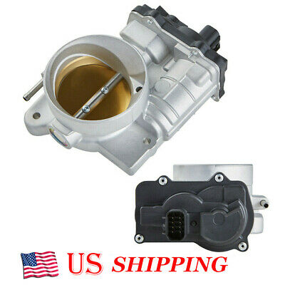 $69.80 • Buy Throttle Body 1500 5.3L 6.0L V8 For Chevy Express Silverado GMC Savana #12679525