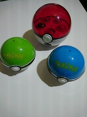 Pokemon Balls With Toy - Mint Condition  • 3.50£