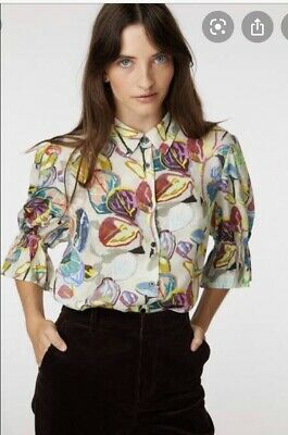 AU60 • Buy Gorman Rebekah Callaghan Crayon Garden Shirt 6 - 8