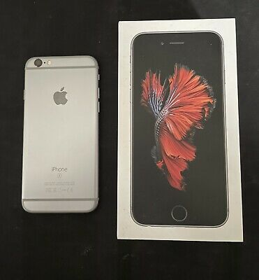 AU160 • Buy Apple IPhone 6s - 32GB - Space Grey *LIKE NEW*