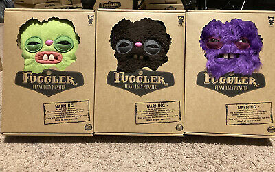$ CDN95.15 • Buy Fuggler Funny Ugly Monster Rabbid Rabbits Set Of 3. New