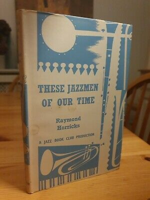 £4.95 • Buy Jazz Book Club No 27 1960 These Jazzmen Of Our Time