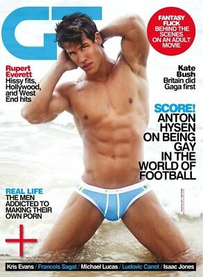 $ CDN7.07 • Buy GT Gay Times Magazine Issue 394 Summer 2011 Kris Evans Bel Ami