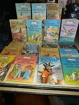 Vintage Ladybird Books Job Lot Well Loved Tales X 19 • 16£