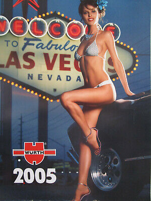 $ CDN28.49 • Buy Wurth Swimsuit Calendar, 2005, Rare, Really Beutiful Girls In Poster Size Photos