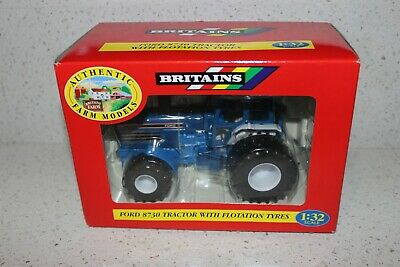 AU73 • Buy Britains 9442 : Ford 8730 Tractor With Flotation Tyres