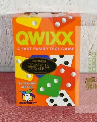 $ CDN7.58 • Buy Gamewright Qwixx Dice Game