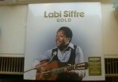 Labi Siffre : Gold VINYL 12  Album Coloured Vinyl (2019) NEW SEALED FREEPOST • 15.89£