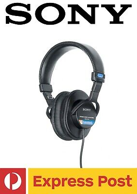 AU190 • Buy Sony MDR-7506 Stereo Professional Sound Monitoring Headphones