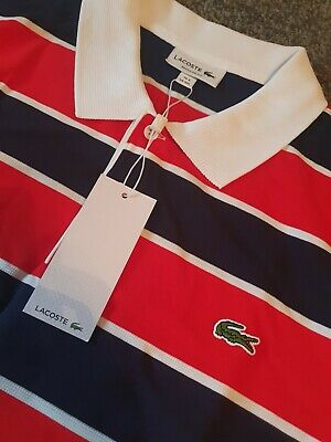 Lacoste Polo Shirt Size 8 3xl BNWT RELISTED DUE TO NON PAYING EBAYER  • 29.52£