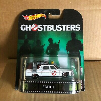 Hot Wheels Ghostbusters Ecto-1 X11 • 8.68£