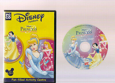 Disney Princess Fashion Boutique. Activity Software For Girls Age 4 Up On Pc! • 3.25£