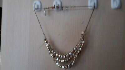 £4 • Buy 3 Gold Colours Coin Necklace