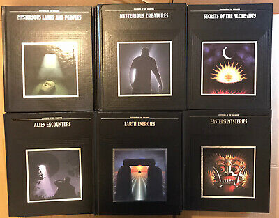 Time Life Books Mysteries Of The Unknown • 123£