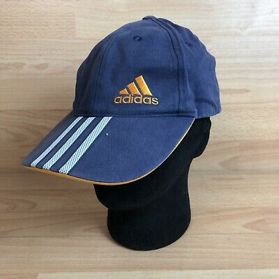 Men's - Blue Adidas Germany - Adjustable - Baseball Cap Sports Hat (Dated 12/05) • 9.99£