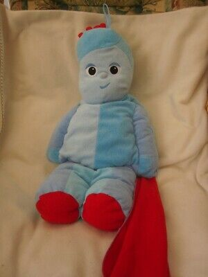 Iggle Piggle Lge 22  Hot Water Bottle Cover Pyjama Case Soft Toy In Night Garden • 9.99£