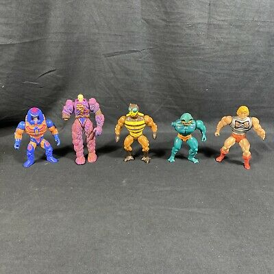 $31 • Buy Vintage Lot Of He Man Master Of The Universe!!