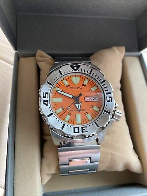 $ CDN544.48 • Buy SEIKO Orange Monster SKX781k3 7S26-0350 Wrist Watch Divers Good Condition