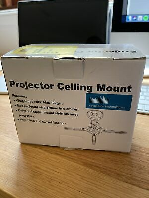 AU25 • Buy Universal Projector Ceiling Mount
